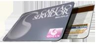 Cartão servidor